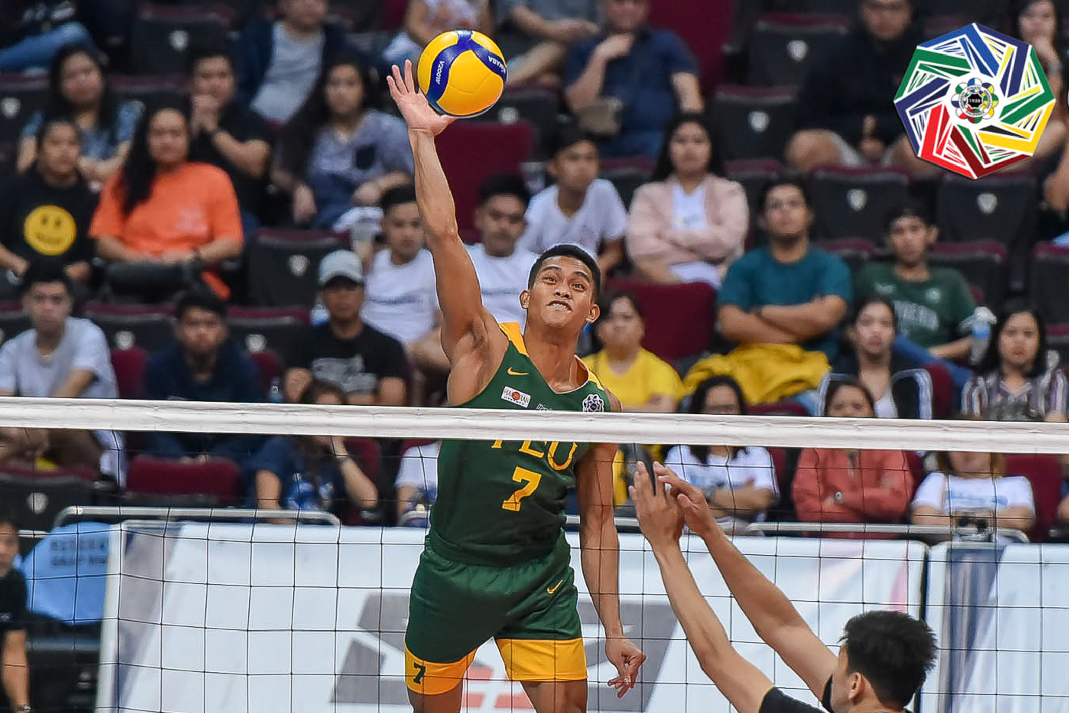 Garcia, FEU escape UST in a five-set thriller