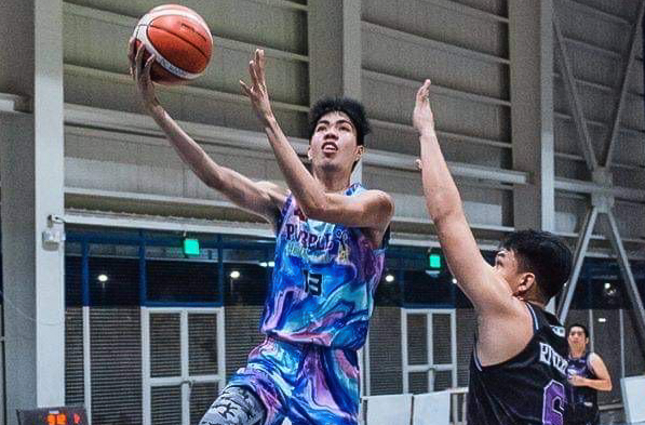 La Salle beefs up frontline with Holy Cross-Davao's Paul Turco