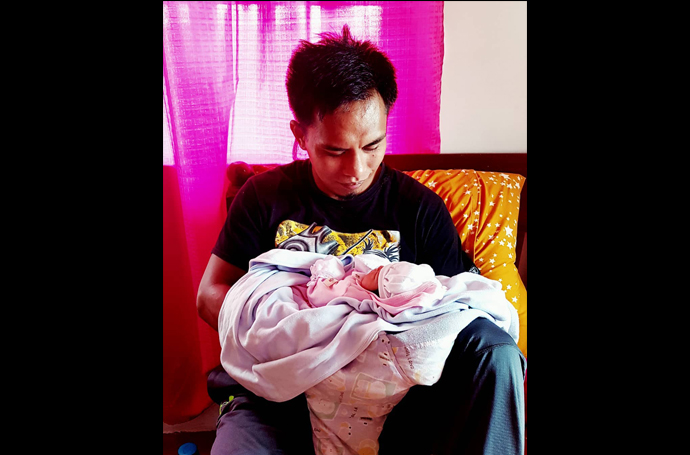 New dad Kevin Belingon more motivated in his comeback bid