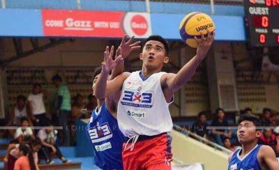 Davaoeño Mj Parba commits to San Sebastian Staglets