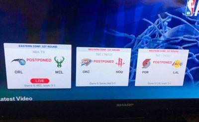 NBA halts playoffs after Milwaukee Bucks boycott