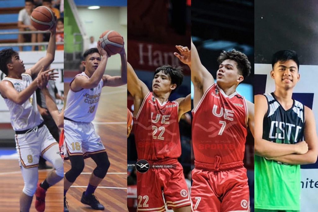 San Beda Red Cubs secure five recruits for Season 96