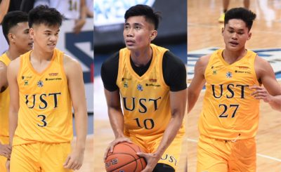 Abando, Paraiso, Bataller transfer to Letran after UST exit