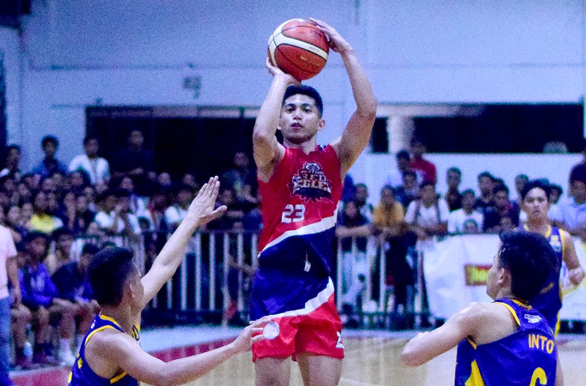 Holy Child of Davao ace Aljay Alloso transfers to San Beda