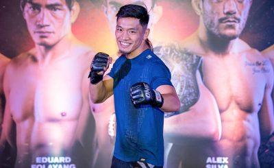 Team Lakay's Lito Adiwang picks Pongsiri over Clancy
