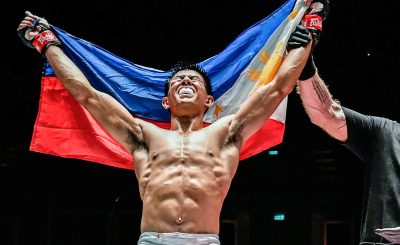 After impressive debut, Drex Zamboanga eager to return home