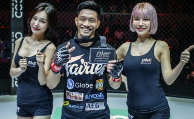 Lito Adiwang eyes dream matchup with champion Rodtang