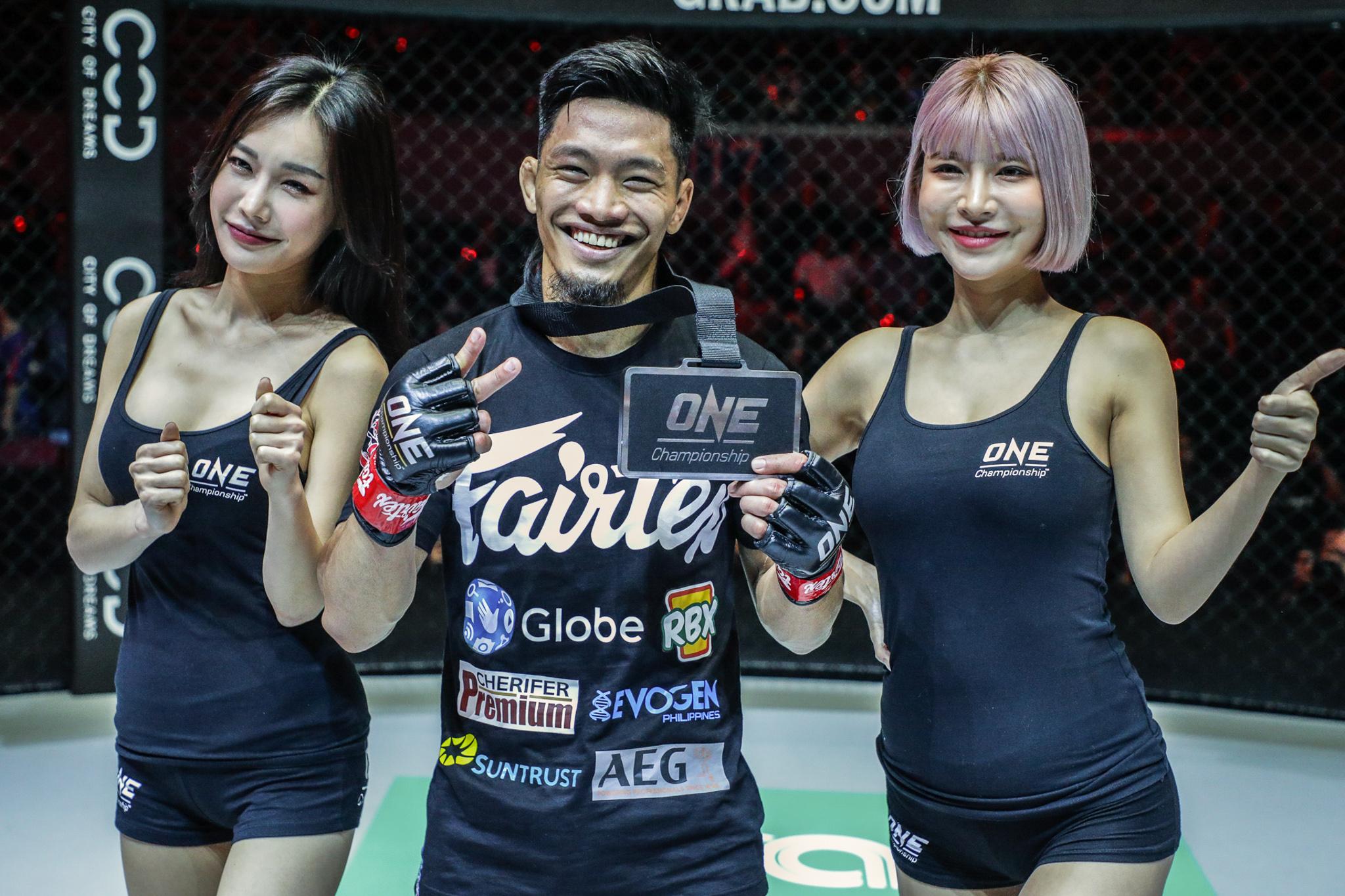 Lito Adiwang eyes dream matchup with champion Rodtang