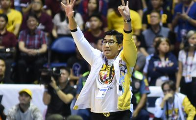 UAAP slaps ex-UST coach Aldin Ayo with indefinite ban