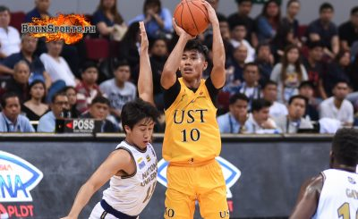 Rhenz Abando, two others also leave UST Growling Tigers