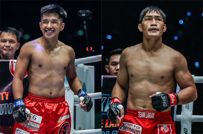 Folayang, Eustaquio happy to see Baguio slowly recovers
