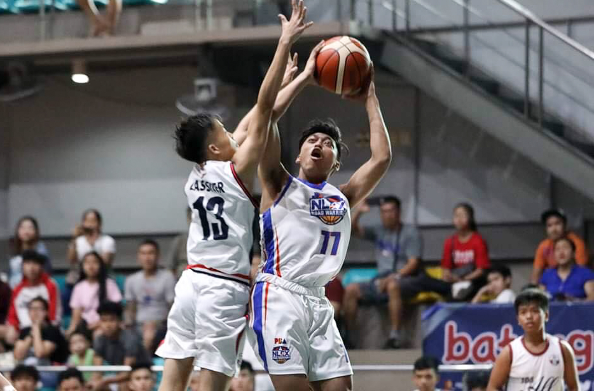 Batang PBA standout Jet Daet to join UE Junior Warriors