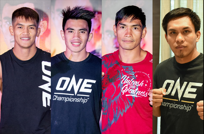Mark Sangiao's potential matchups for Team Lakay fighters