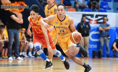 Former JRU guard Axel Doromal commits to Arellano