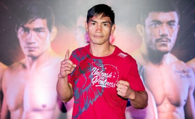 Eduard Folayang eyes redemption after recent setbacks
