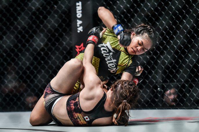 Denice Zamboanga eyes Atomweight Grand Prix victory