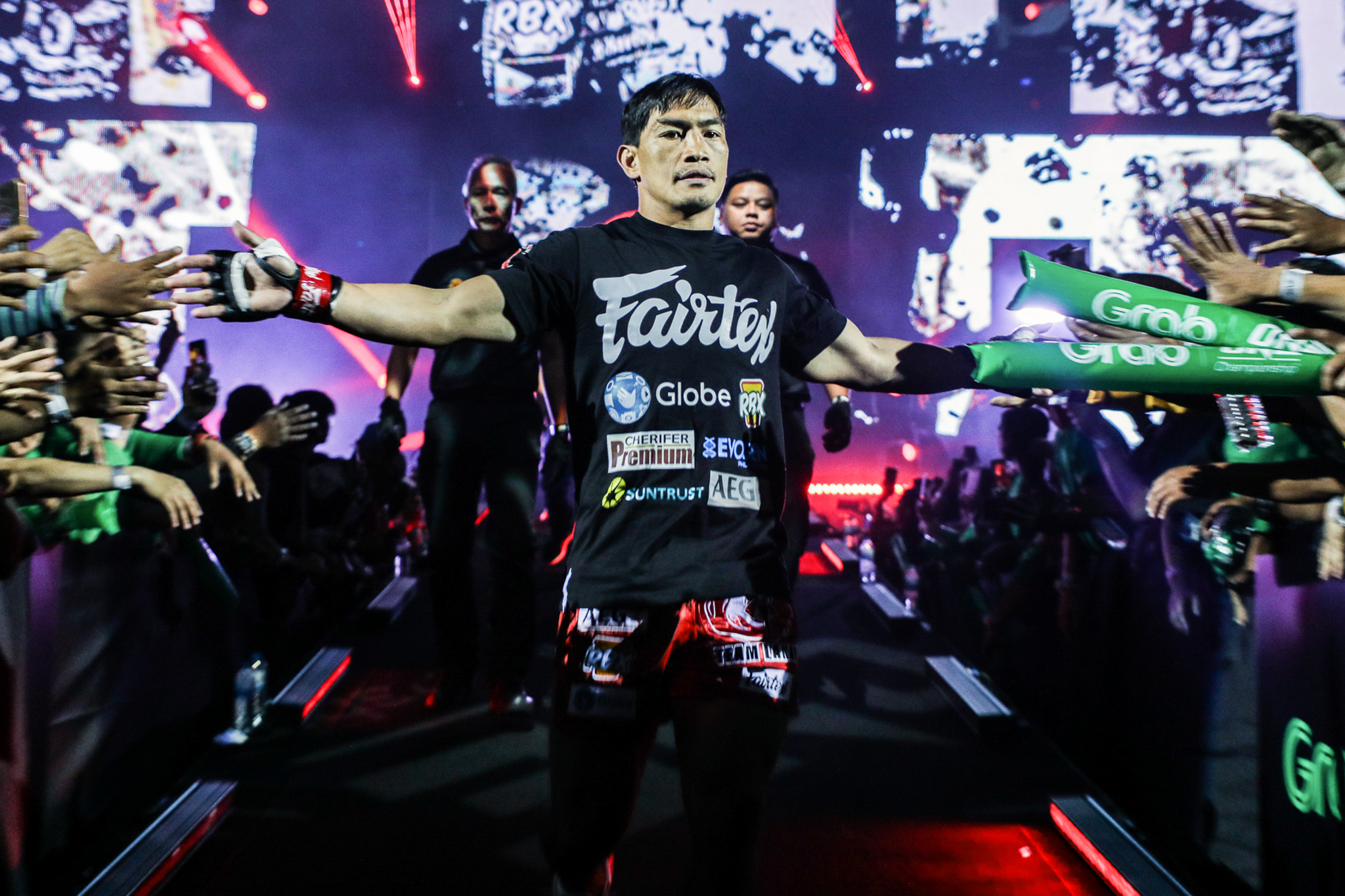 Eduard Folayang set for return to action in late October