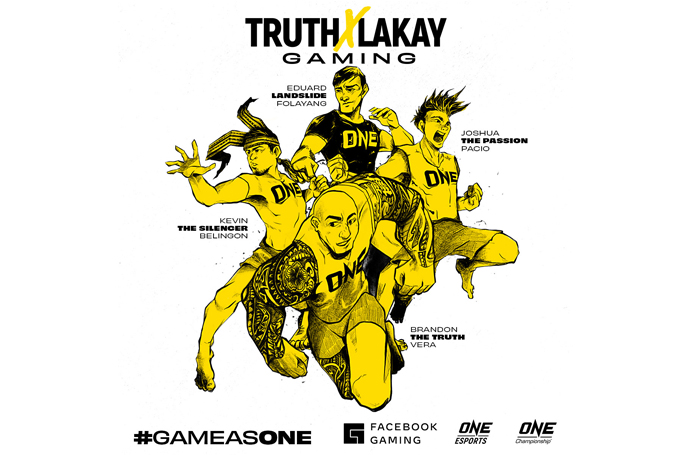Lakay fighters team up with Brandon Vera in Mobile Legends