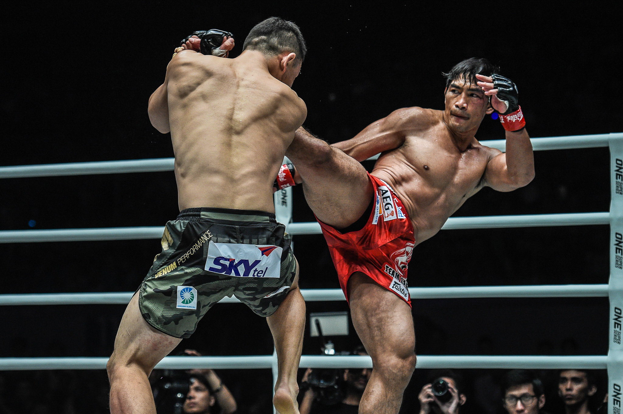 Eduard Folayang excited to get back in the Circle