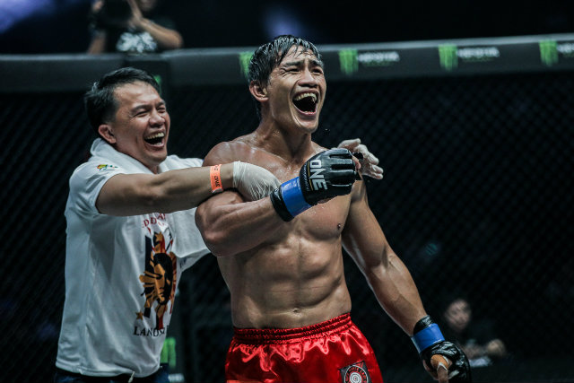 Coach Sangiao believes Folayang has a lot left in the tank