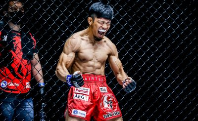 Adiwang vows to be a better fighter after loss to Minowa