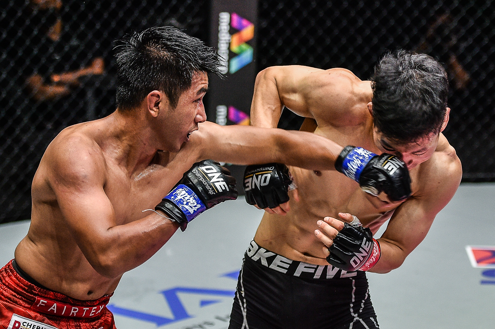 Geje Eustaquio notches unanimous decision win over Song