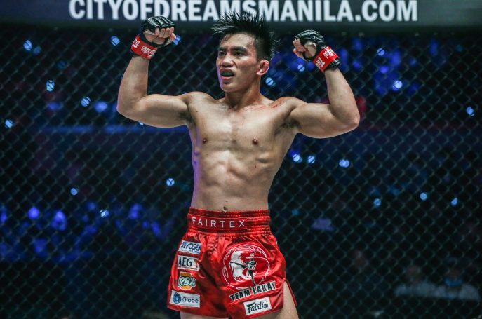 Joshua Pacio earns spot on ESPN's 'best 25 under 25' list