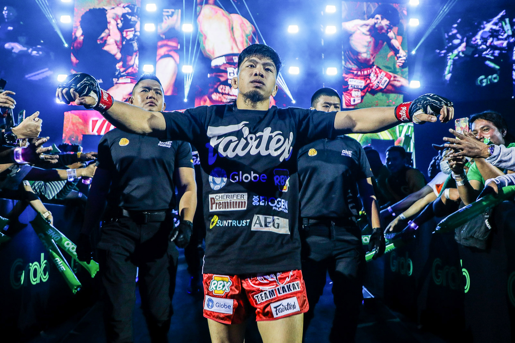 Lito Adiwang dedicates upcoming ONE fight to ailing mom