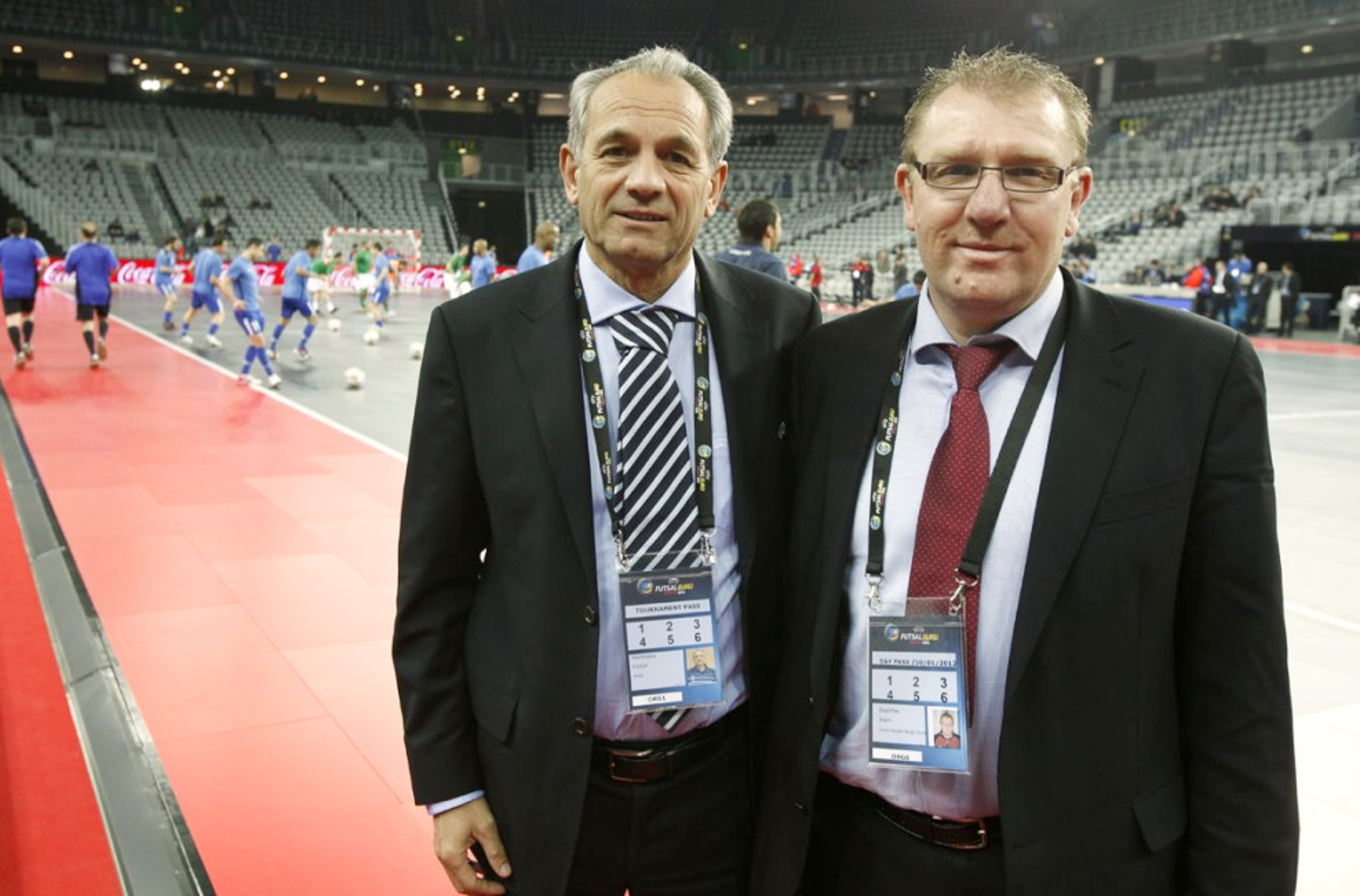 Dutch legend Vic Hermans set to become PH futsal consultant