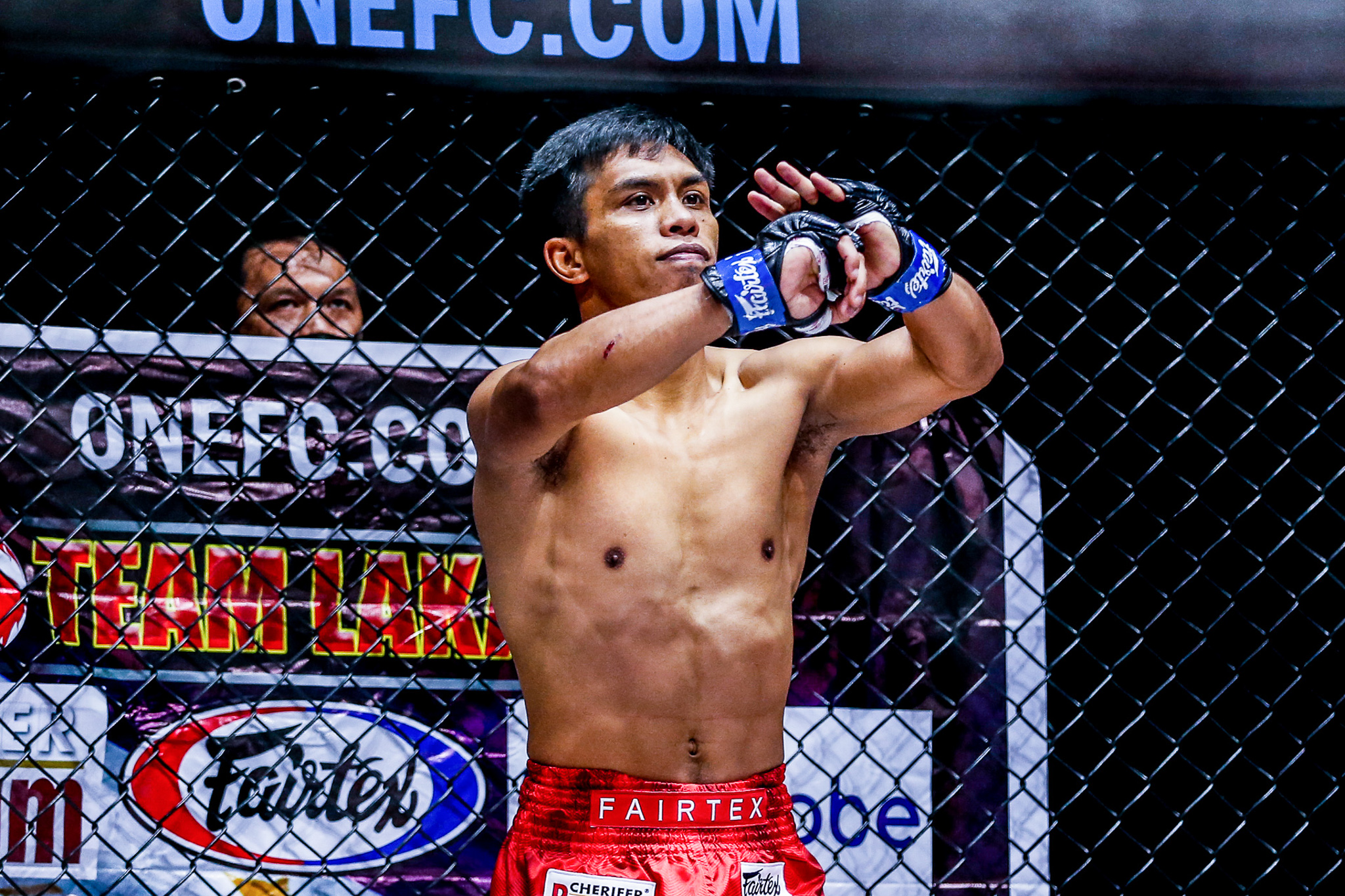 Kevin Belingon promises to come back stronger in 2021