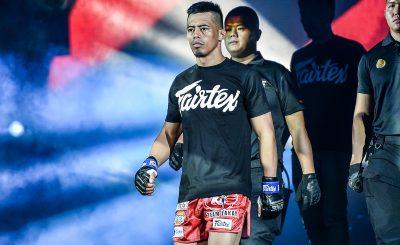 Honorio Banario: 'Team Lakay will bounce back next year'