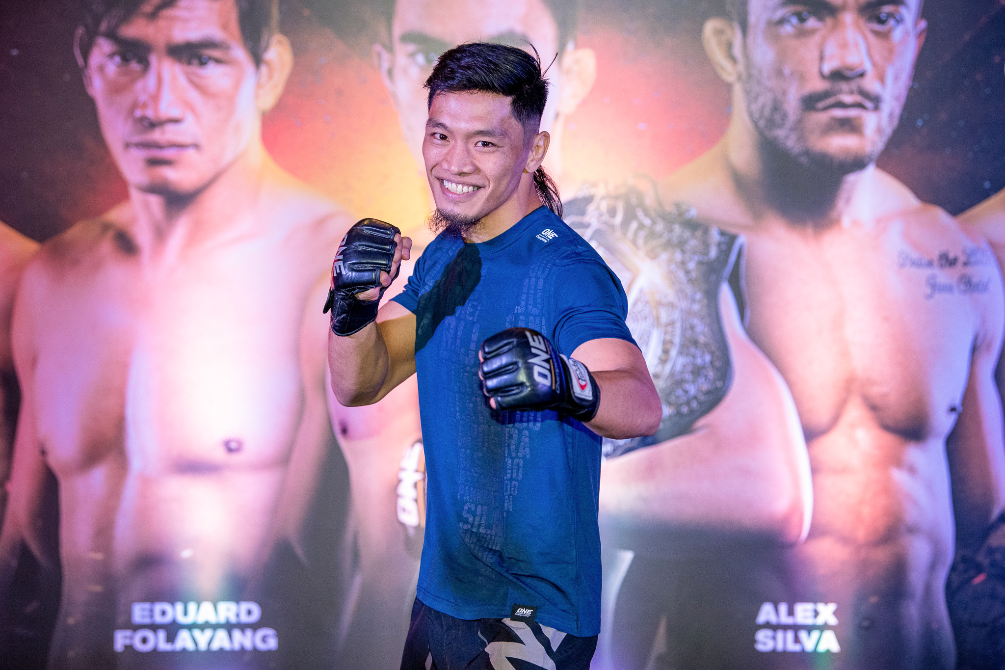 Lito Adiwang unbothered by last-minute opponent change