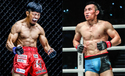 Adiwang, Hexigetu in a must-win bout to open ONE: Unbreakable