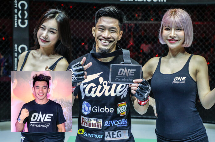 Pacio picks Adiwang to win vs Japanese MMA champion