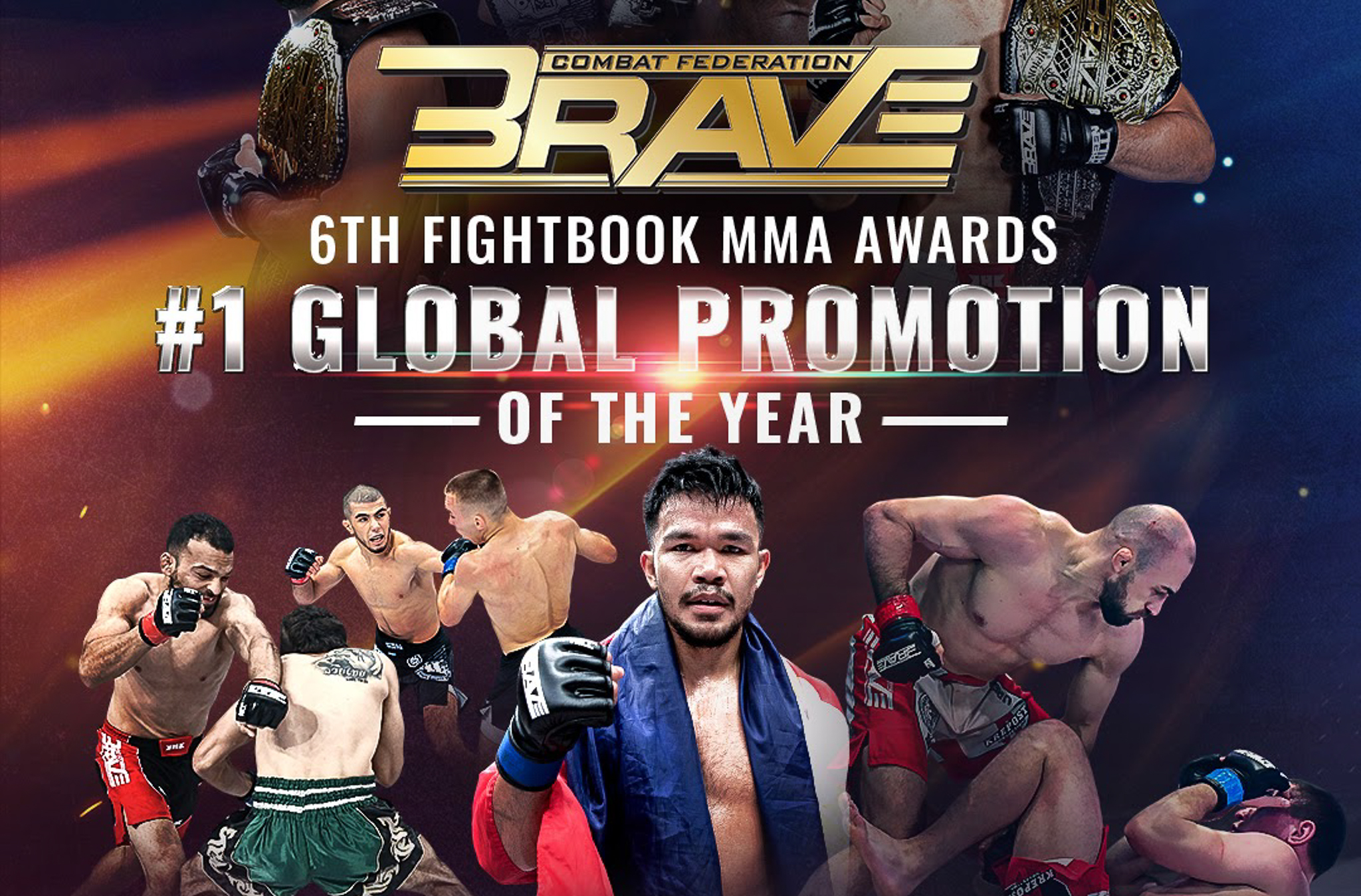 BRAVE CF earns global recognition for fourth straight year