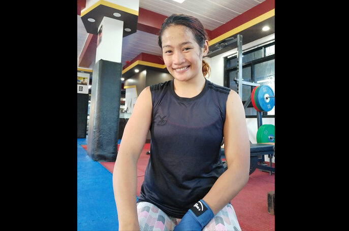 Team Lakay's Jenelyn Olsim makes ONE debut on March 19
