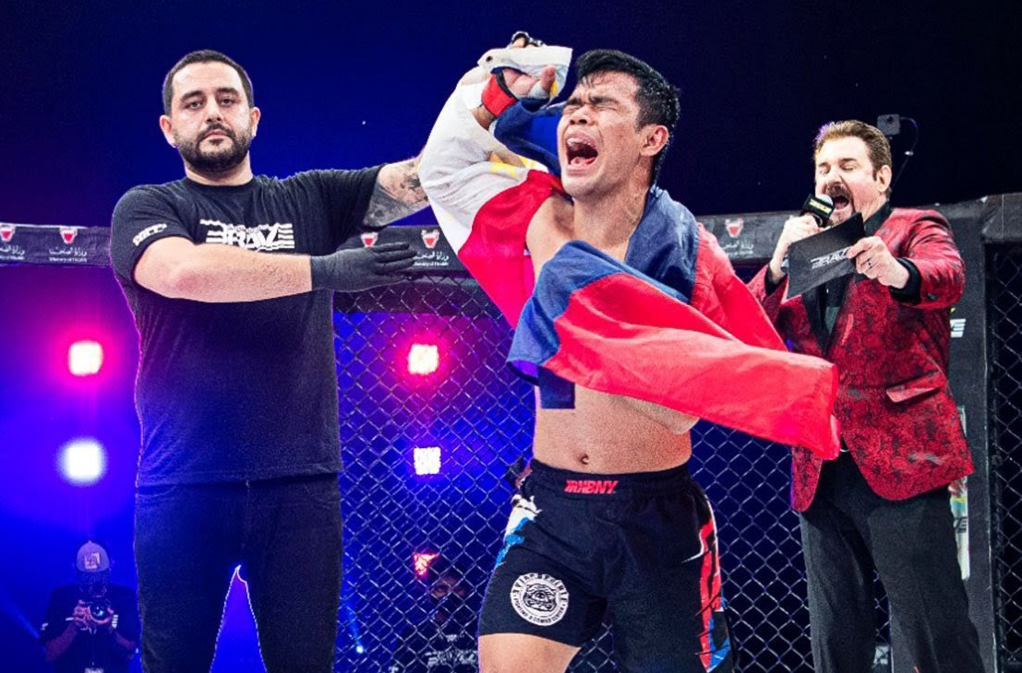 Rolando Dy ready to face anyone, to inch closer to title shot
