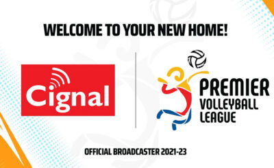 PVL inks 3-year broadcast deal with Cignal TV