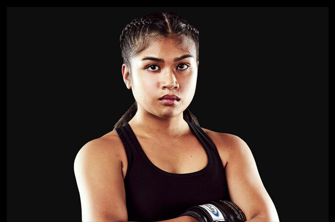 Inspired by Pacquiao, Buntan aims to make a name for herself