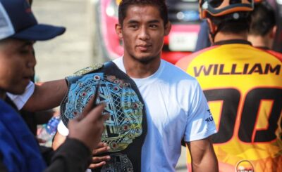 Team Lakay's Stephen Loman signs with ONE Championship