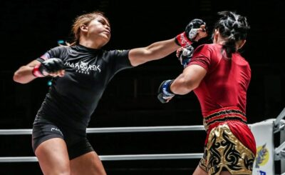 Zamboanga braces for biggest challenge of her MMA career