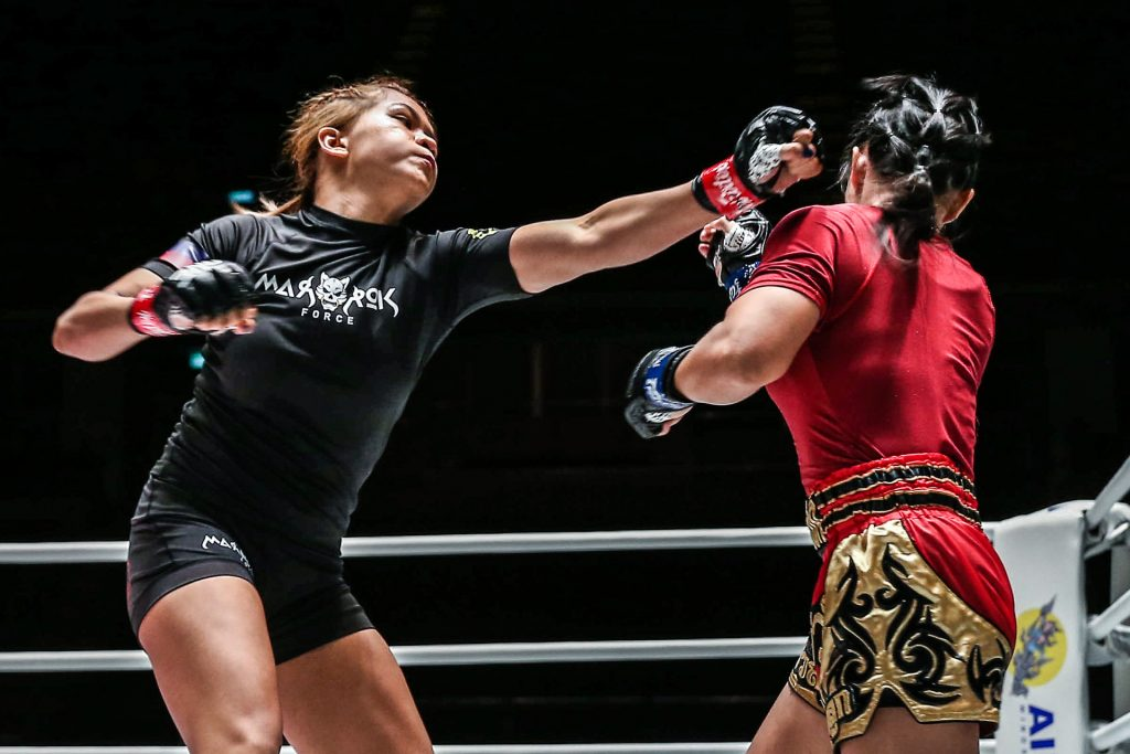 Zamboanga braces for biggest challenge of her MMA career