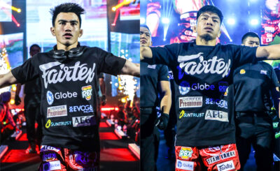 Pacio, Adiwang pick 'experienced' Silva to win over Minowa