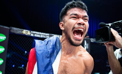 Dy promises to be a better fighter after loss to Kubanychbek