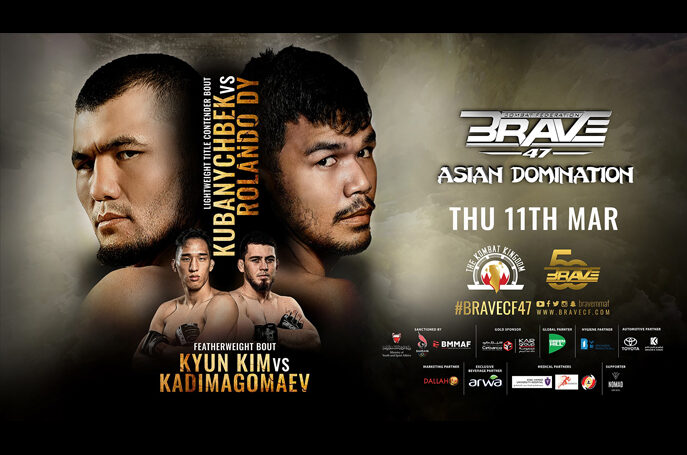 Rolando Dy going all out in his bid for a title shot