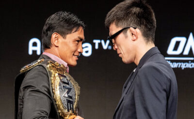 Eduard Folayang aims to finish Aoki in ONE trilogy bout