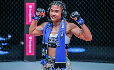 Jackie Buntan thankful for Filipino support ahead of ONE return