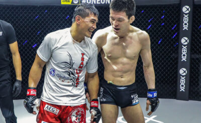 Eduard Folayang remains optimistic despite losing streak