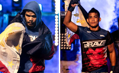 Dy, Lausa keen to fight in Brave's first venture in Belarus
