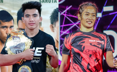 Pacio, Olsim continue MMA training amid pandemic
